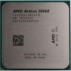 Athlon 200GE AM4 35W 3,2Gh, Radeon Vega Graphics,OEM