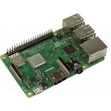 Микрокомпьютер Raspberry PI 3 Model B+
