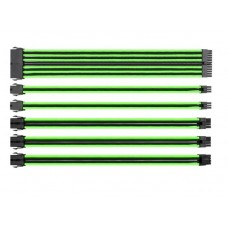Комплект Sleeved Cable Tt Mod (AC-034-CN1NAN-A1) Black&Green
