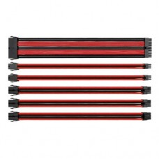Комплект Sleeved Cable Tt Mod (AC-033-CN1NAN-A1) Black&Red