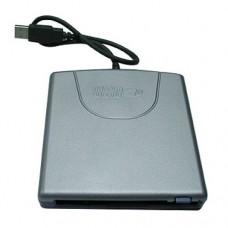 Дисковод внешний FDD NEC Teac USB black