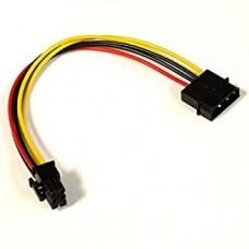 Переходник питания molex-6pin для видеокарты