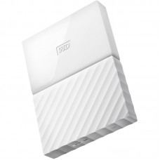 1Tb WD My Passport White (WDBBEX0010BWT-EEUE)