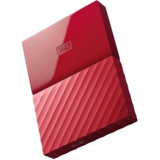 1Tb WD My Passport Red (WDBBEX0010BRD-EEUE)