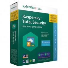 Продление лицензии Kaspersky Total Security <KL1919RBBFR> для всех устройств на 2 устройства на 1