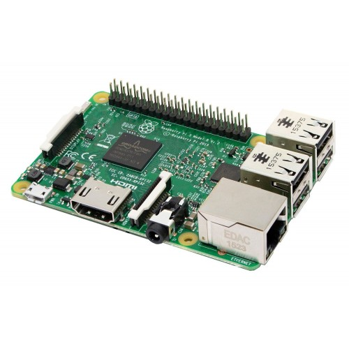 Raspberry PI3 model B 1Gb WiFi Bluetooth