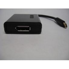 Видеоадаптер USB 3.1 type C to Display port, (EusbCdp) Espada