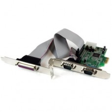 Контроллер COM*2 + LPT PCI-E Speed Dragon (EMT03A I/O 2S1P) oem