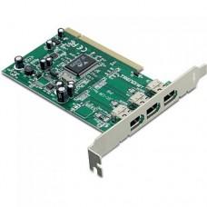 Контроллер 1394*3 PCI TRENDnet (TFW-H3PI) rtl