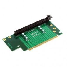Планка PCI-Ex16 - PCI-Ex16 Espada (epcie164u)Г-образный 4U
