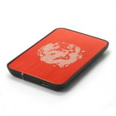 Внешний 2,5 корпус AgeStar 3UB2A8 red
