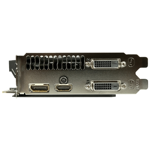 GIGABYTE GeForce GTX 1060 1531Mhz 6144Mb (GV-N1060WF2-6GD)