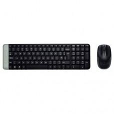 Комплект Logitech MK220 Wireless Desktop USB