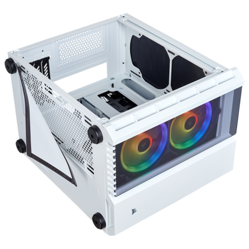 Corsair Crystal Series 280X RGB  (CC-9011137-WW) white