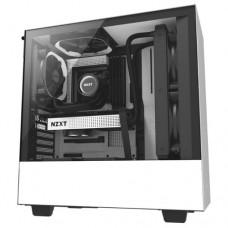 NZXT H500 White Black (CA-H500B-W1)