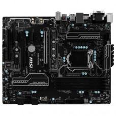 MSI B250 PC MATE / Intel B250 / LGA1151 / 4xDDR4 (64GB) / D-SUB, DVI-D, HDMI / ATX