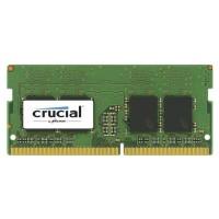 Память 4Gb 2400MHz Crucial  SO-DDR4 (CT4G4SFS624A)