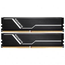 8GbX2 Gigabyte DDR4 2666 DIMM Black Gaming (GP-GR26C16S8K2HU416)