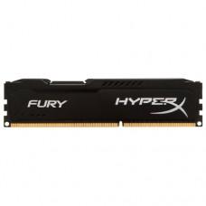DDR3 8Gb 1600MHz Kingston HyperX FURY Black HX316C10FB/8