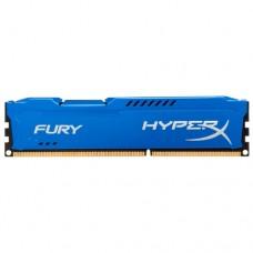 DDR3 8Gb 1600MHz Kingston HyperX FURY Blue (HX316C10F/8)