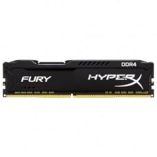 DDR4 8Gb 2400MHz Kingston HyperX FURY  HX424C15FB2/8