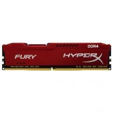 DDR4 8Gb 2666MHz Kingston HyperX FURY (HX426C16FR2/8)