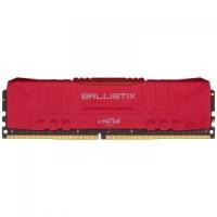 Оперативная память Crucial Ballistix Red DDR4 1x16Gb 3200Mhz (BL16G32C16U4R)