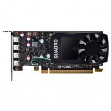 NVIDIA Quadro P600  VCQP600DVIBLK-1