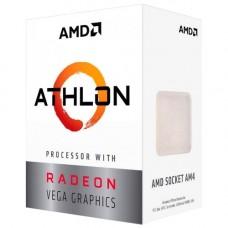 Athlon 200GE AM4 35W 3,2Gh, Radeon Vega Graphics,BOX