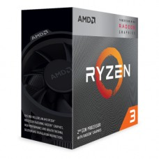 AMD Ryzen 3 3200G BOX (4.0GHz,6MB,65W,AM4)