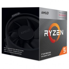 AMD Ryzen 5 3400G BOX (4.2GHz,6MB,65W,AM4)