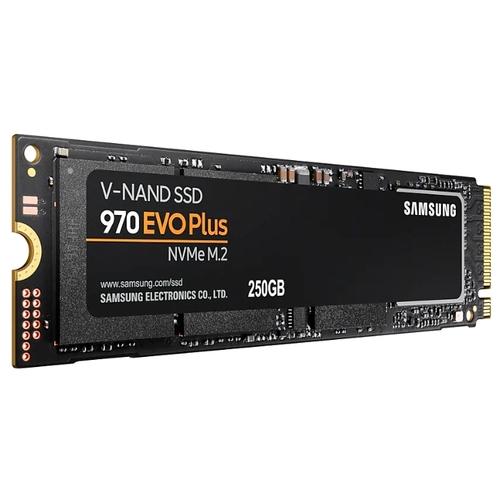 250Gb M.2 PCI-E Samsung 970 EVO Plus (MZ-V7S250BW)