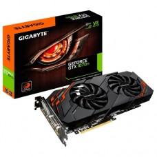 GIGABYTE GeForce GTX 1070 Ti 1607Mhz 8192Mb (GV-N107TWF2-8GD)