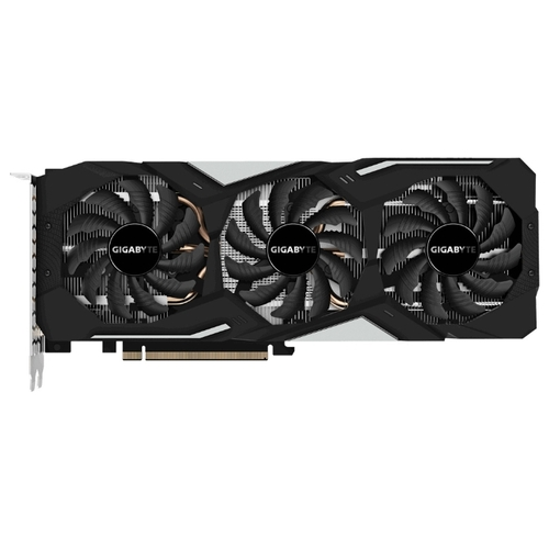 Видеокарта GIGABYTE GeForce GTX 1660 1860MHz PCI-E 3.0 6144MB 8002MHz 192 bit HDMI HDCP GAMING OC