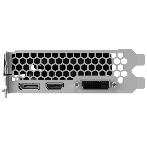 Palit GeForce GTX 1050 Ti 1392Mhz 4096Mb (GTX1050Ti StormX)