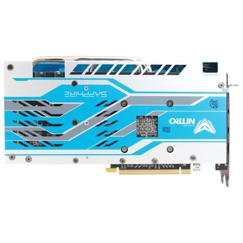 Sapphire NITRO+ RADEON RX 590 8G GDDR5 (11289-01-20G) Special Edition