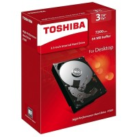 3Tb Toshiba P300 HDWD130UZSVA