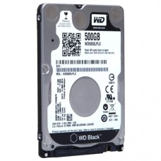 500Gb Western Digital WD5000LPLX Black