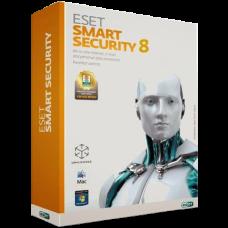 Антивирус ESET NOD32 Smart Security - лицензия на 1 год