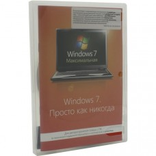 Microsoft Windows Ultimate 7 32-bit Russian 1pk DSP OEI DVD (GLC-00717)