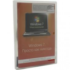 Microsoft Windows Ultimate 7 32-bit Russian 1pk DSP OEI DVD (GLC-00717)