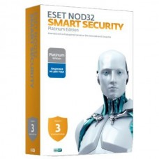 Антивирус ESET NOD32 Smart Security Platinum Edition - лицензия на 2 года