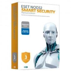 Антивирус ESET NOD32 Smart Security Platinum Edition - лицензия на 2 года