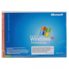 Microsoft Windows XP Professional Rus 1pack, OEM