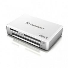 Transcend TS-RDF8W USB3.0 White