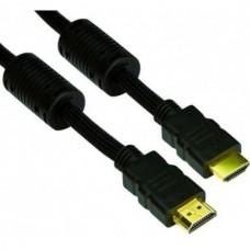 Кабель HDMI - HDMI 25m VCOM (VHD6020D-25m)