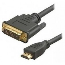 Кабель HDMI - DVI 3m Titan (TTW-DV13220)