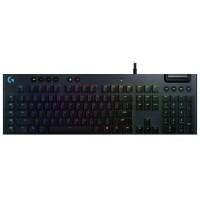 Logitech G G815 RGB Mechanical Gaming Keyboard Black USB Tactile Switch
