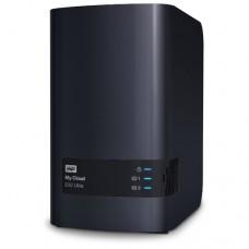 Внешний 3,5 * 2 корпус WD My Cloud EX2 Ultra WDBSHB0000NCH-EEUE