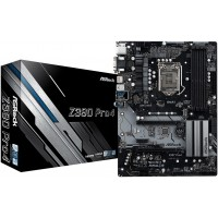 Материнская плата ASRock Z390 Pro4